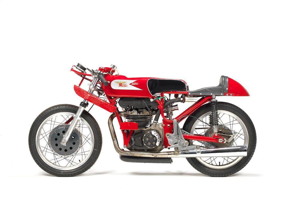 Moto Morini 250cc Bialbero Grand Prix Racing Motorcycle Frame no. B11 Engine no. B11