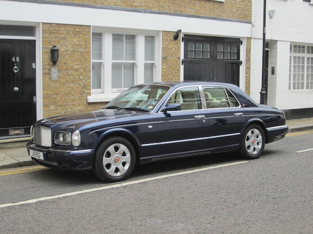 2000 Bentley Red Label Arnage