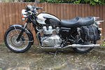 Property of a deceased's estate,2004 Triumph 790cc Bonneville T100 Frame no. SMTTJ912TM4193259 Engine no. 194106