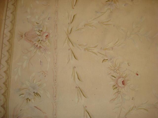 An Aubusson design carpet, 456cm x 354cm