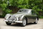 1958 Jaguar XK150 3.8-Litre Coupé  Chassis no. S824293DN Engine no. ZB1109-8