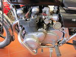 1978 Kawasaki Z1000 A1 Frame no. KZ100A 024289 Engine no. KZ100AE 037774