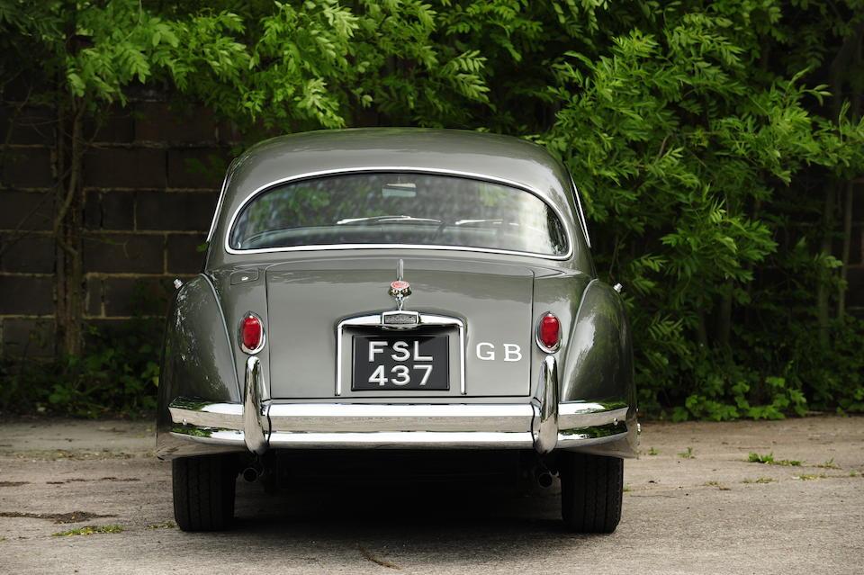 1958 Jaguar XK150 3.8-Litre Coupé  Chassis no. S824293DN Engine no. ZB1109-8
