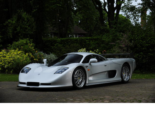 One owner, 7,048  miles from new,c.2010 Mosler MT900S Coupé  Chassis no. SA9LM2XG36D105002 Engine no. K228450