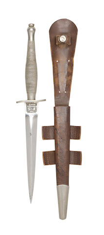 A Rare And Historic 1st Pattern F-S Knife Relating To Operation Archery