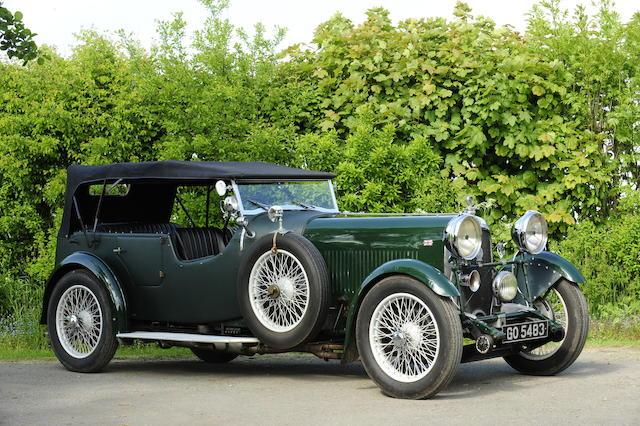 1931 Lagonda 3-Litre Tourer