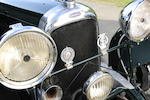 1931 Lagonda 3-Litre Tourer  Chassis no. Z9850 Engine no. Z1602