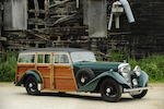 1935 Bentley 3½-Litre Shooting Brake  Chassis no. B80DG Engine no. R7BL