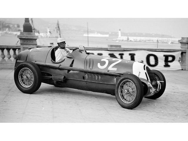 1935 Alfa Romeo 8C-35 Chassis 50013