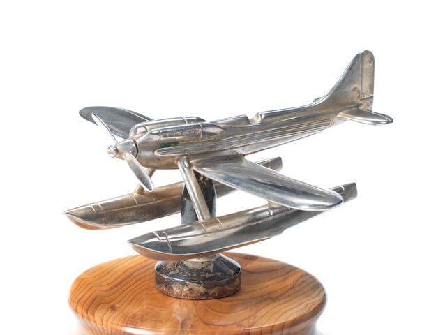 A Schneider Seaplane Trophy mascot, British, circa 1930,