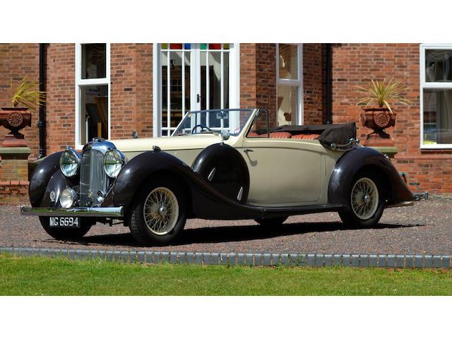 1939 Lagonda LG6 Drophead Coupe