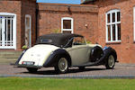 1939 Lagonda 4½-Litre LG6 Short Wheelbase Drophead Coupé  Chassis no. 12357 Engine no. LG6/497/S4