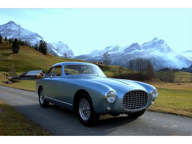 1954 Ferrari 212/250 Coachwork by Pininfarina, Chassis no. 0297EU Engine no. 0297EU