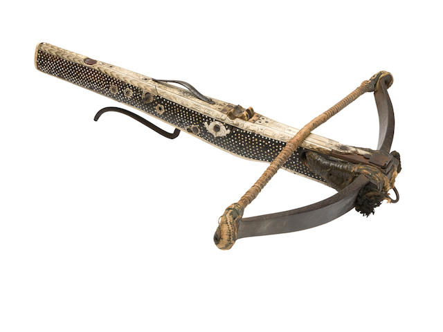 A German Sporting Crossbow