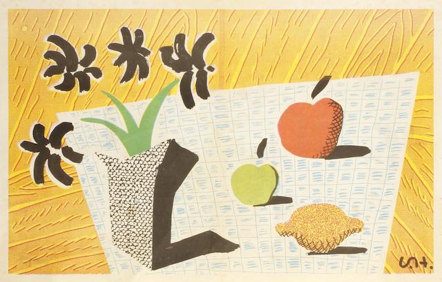 David Hockney R.A. (British, born 1937)