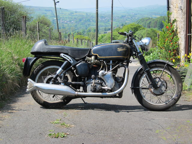 Property of a deceased's estate,1967 Velocette 499cc Venom Thruxton Frame no. RS16108 Engine no. VMT490