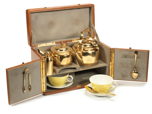 Small French tea-set,