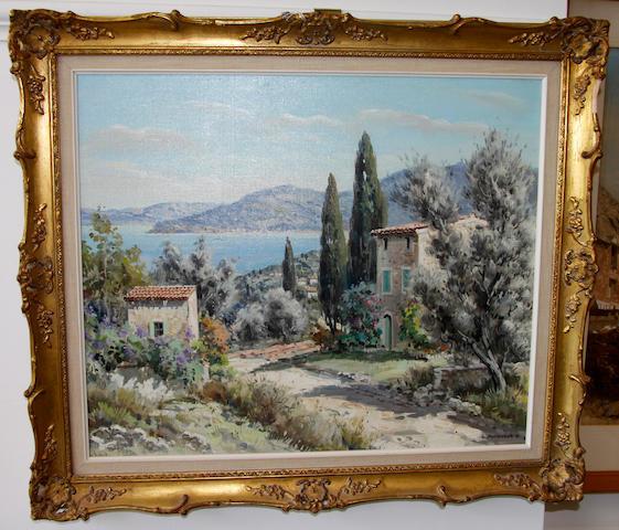Lucien Potronat (French, 1889-1974) 'Cabasson'