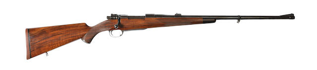 A fine .375 (H&H Mag) sporting rifle by Auguste Francotte, no. 21290