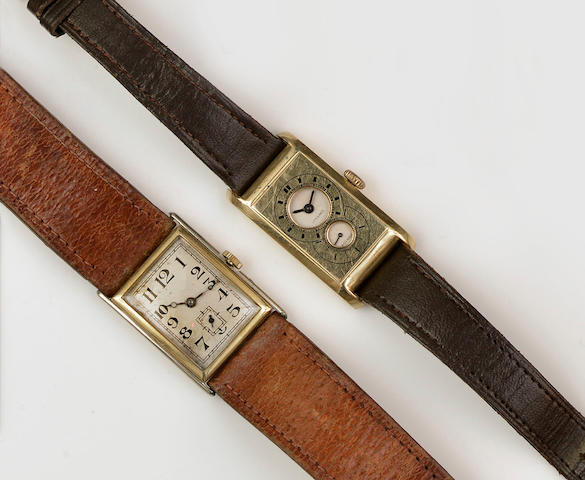 A collection of wristwatches(7)