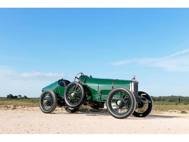 1912 Sunbeam Coupe De L'Auto (Replica)