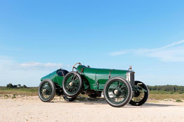 1912 Sunbeam Coupe De L'Auto (Replica)
