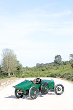 1912 Sunbeam Coupe de l'Auto Replica  Chassis no. (see text)