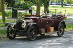 1914 Rover 12hp Tourer  Chassis no. QE 3542 Engine no. QE 3542