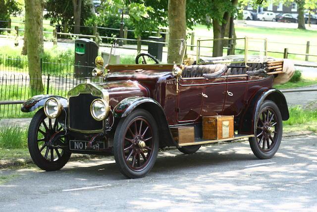 1914 Rover 12hp Tourer  Chassis no. QE 3542 Engine no. QE 3542
