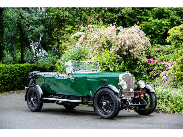 1926 Sunbeam 3-Litre Twin Cam Super Sports