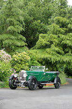 1926 Sunbeam 3.0-Litre Super Sports 'Twin Cam' Tourer  Chassis no. 4231GF Engine no. 4153F