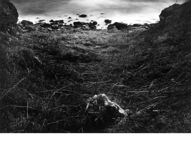 Mythic Stone, Culzean  A Photographic print by Thomas Joshua Cooper