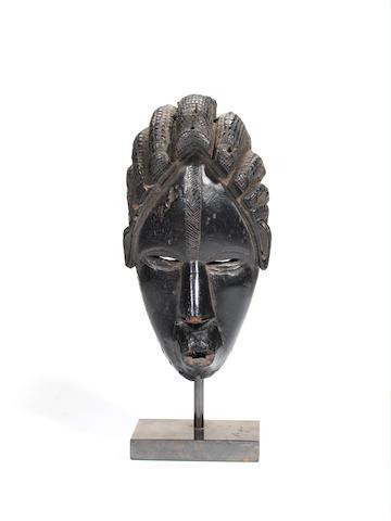 A Bassa Geh Naw Mask Liberia