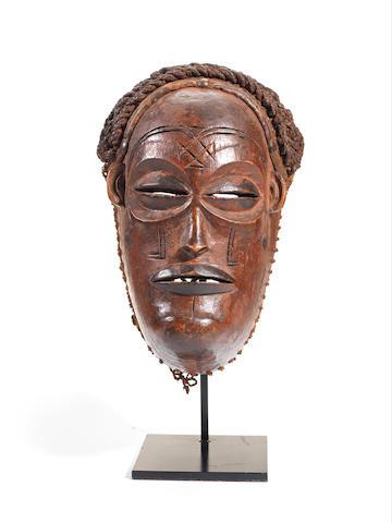 A Chokwe Pwo mask Angola