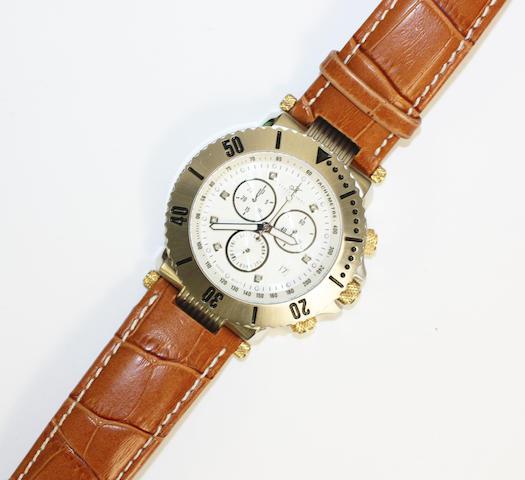 A Klaus-Kobec chronograph wristwatch,
