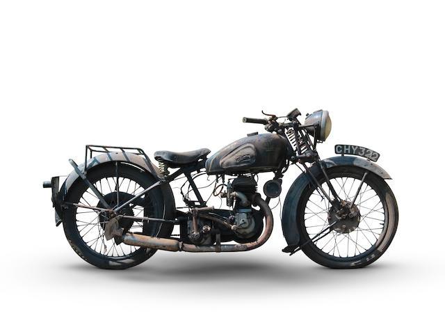 1936 Velocette 249cc GTP,
