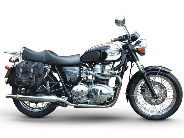 2004 Triumph T100 Bonneville,
