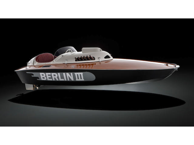 BMW Speedboat Berlin III