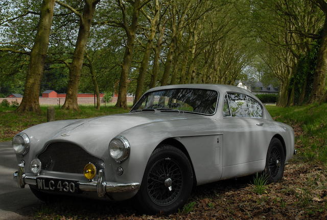 1959 Aston Martin DB MkIII Sports Saloon  Chassis no. AM300/3/1789 Engine no. DBD/1311