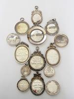 A collection of fourteen medals, mainly Argricultural various dates and makers