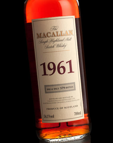 The Macallan-1961