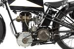 Cotton-JAP 250cc Racing Motorcycle Engine no. BOR/R 39597/*