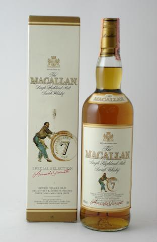 The Macallan-7 year old