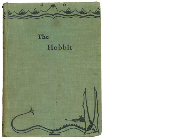 TOLKIEN (J.R.R.) The Hobbit, FIRST EDITION, 1937