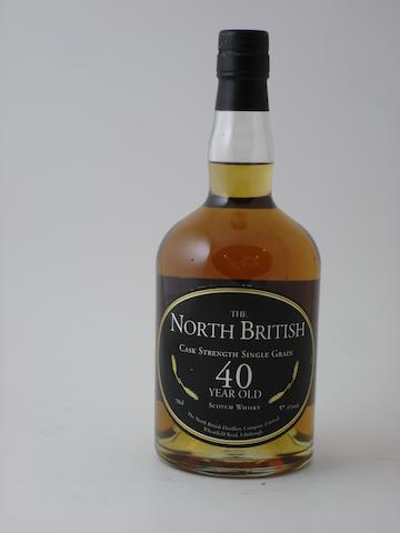 North British-40 year old