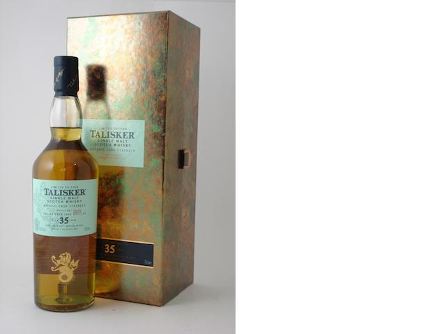 Talisker-35 year old-1977