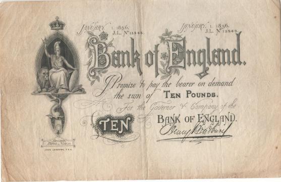 Bank of England,
