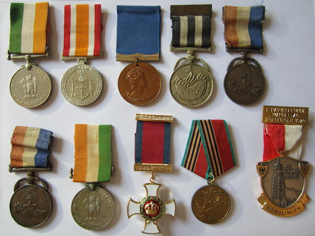 Replacement and Copy Medals,