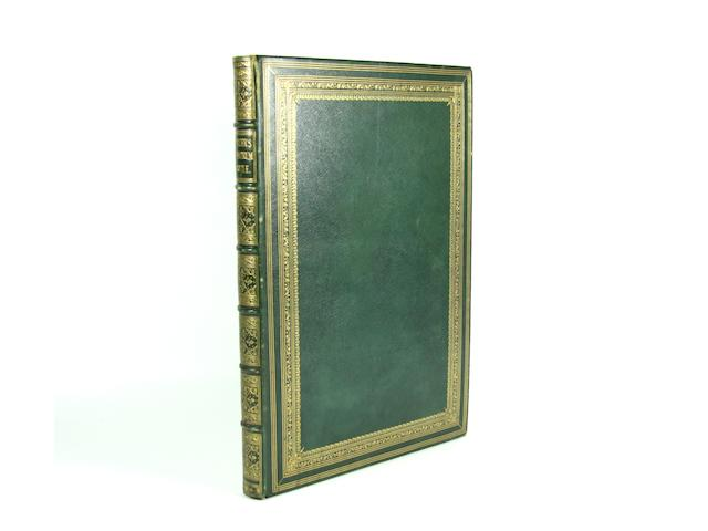 SLEZER (JOHN) Theatrum Scotiae, Edinburgh, John Thomson, 1814