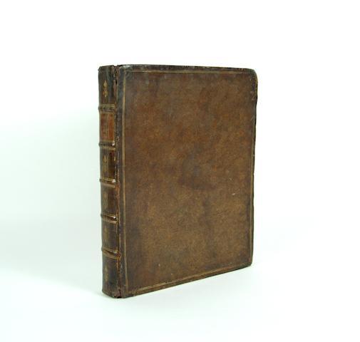 [MONTESQUIEU (CHARLES LOUIS DE SECONDAT)] De l'esprit des loix, 1749